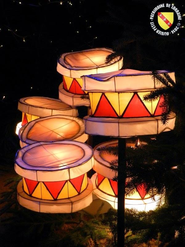 METZ (57) - Le sentier des lanternes !