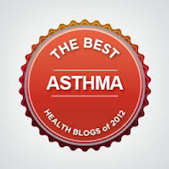 One of 10 Best Asthma Blogs 2012 by Healthline