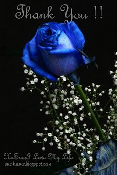 BLUE ROSE FROM HASUE:I LOVE MY LIFE