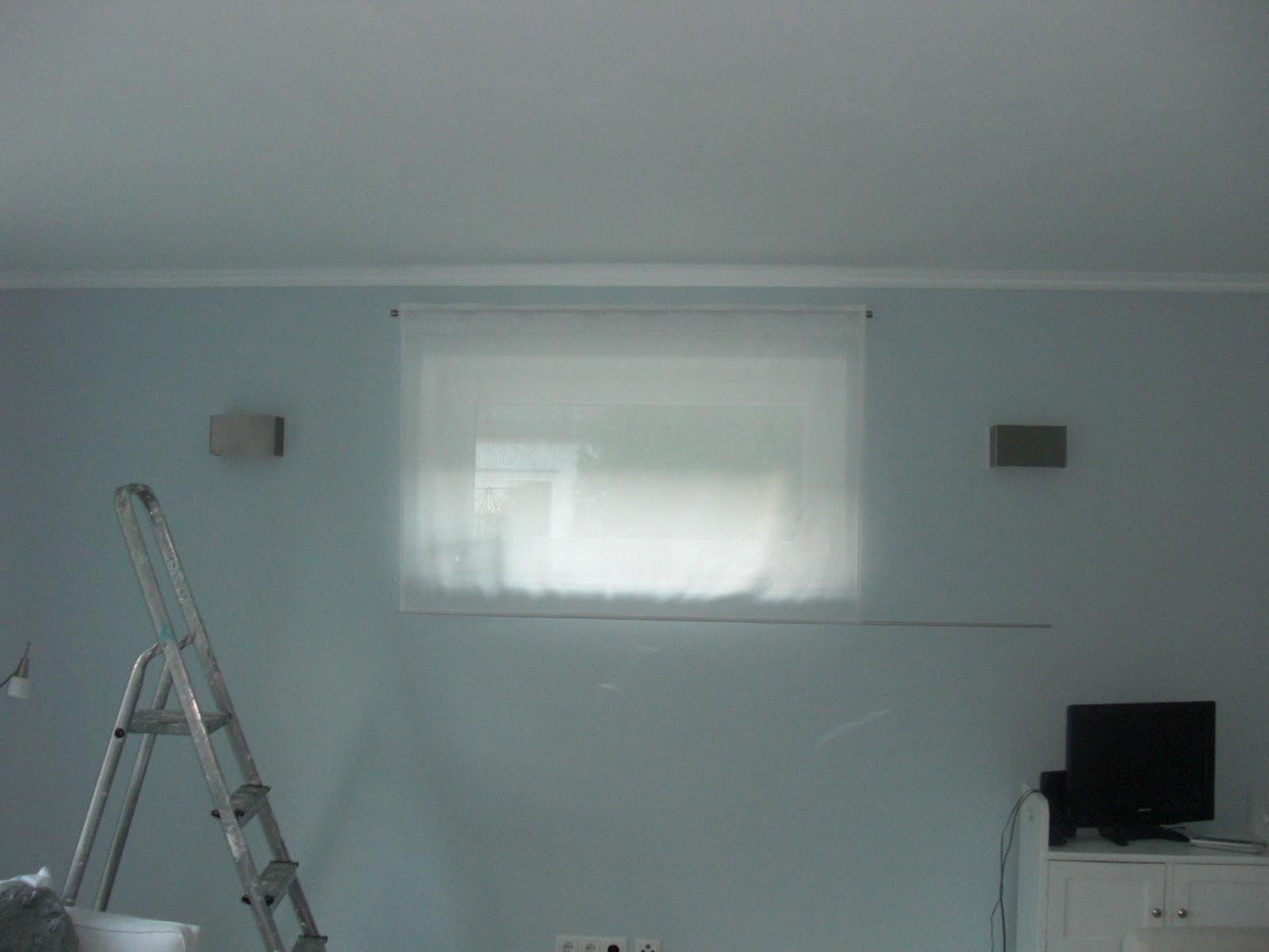 heim-elich: raffrollo wohnzimmer