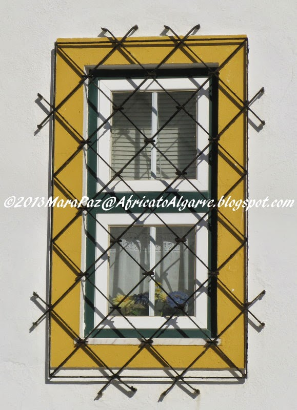 Algarve window