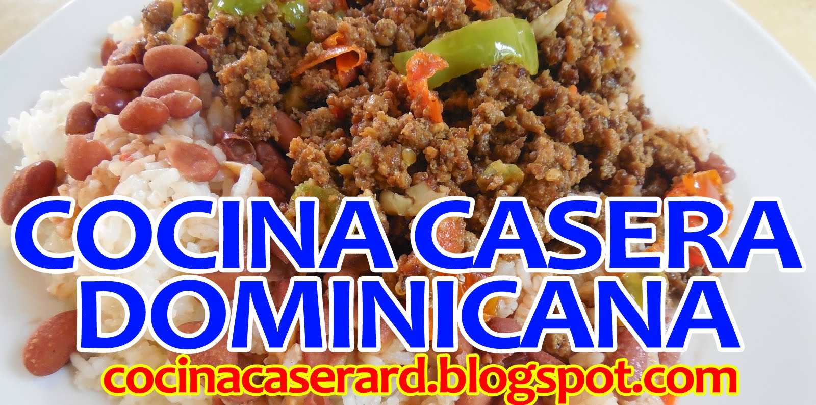Cocina casera República Dominicana