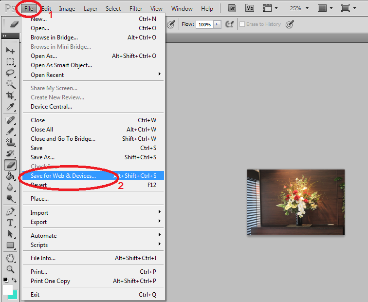 how to use adobe photoshop c6