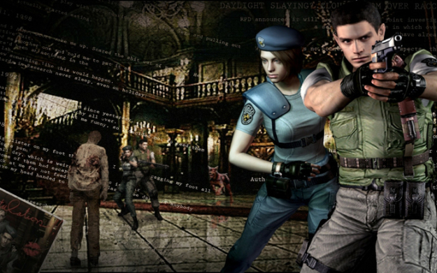 تحميل لعبة Resident Evil 1 للكمبيوتر بروابط مباشرة