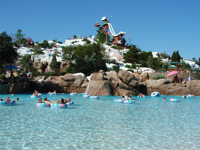 Disney's Blizzard Beach Orlando Pool
