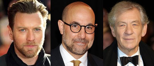 Ewan McGregor, Stanley Tucci and Ian McKellen to star in Disney's Beauty and the Beast