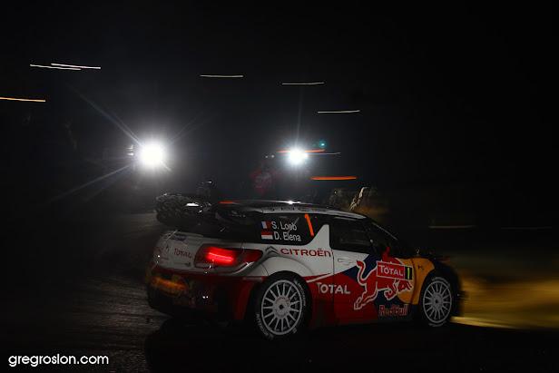 El rallye de Montecarlo da la salida a la temporada de WRC