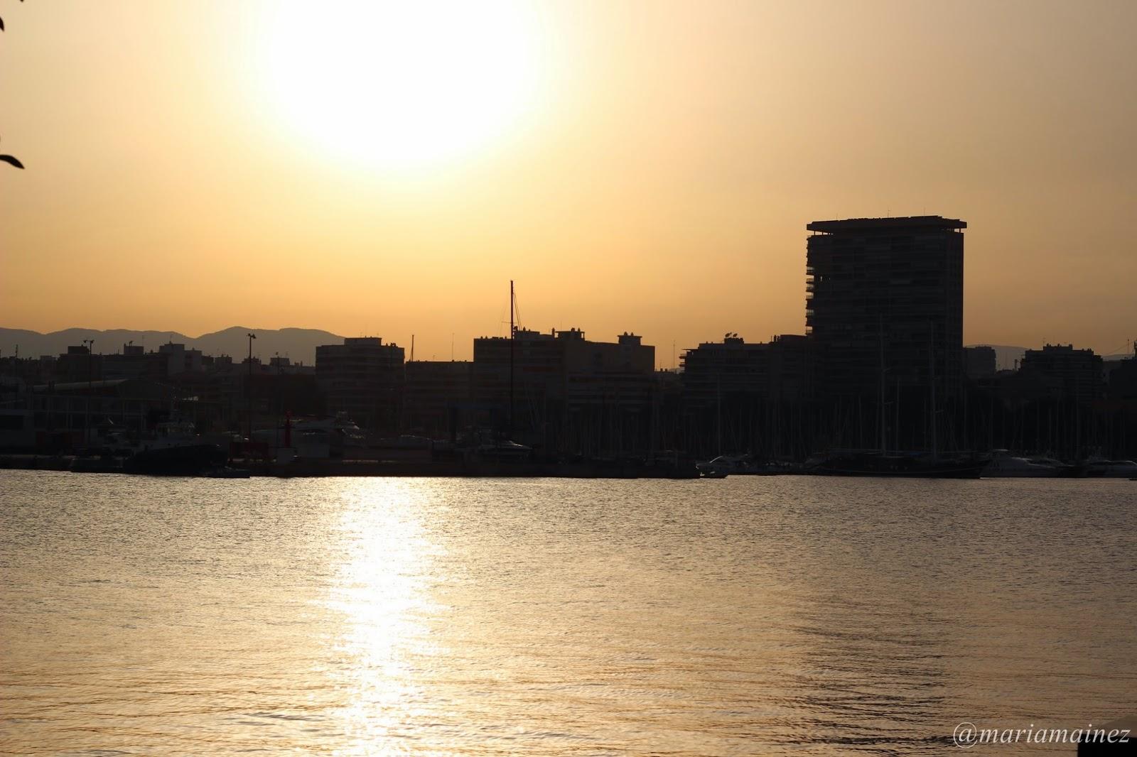 Vistas Alicante - Puerto Alicante - Zona Volvo