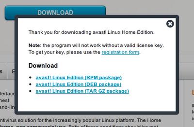 Install Avast di Ubuntu
