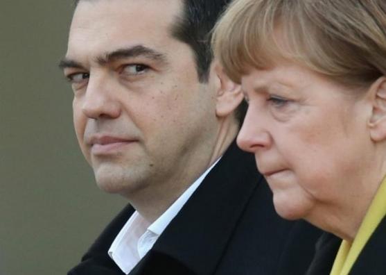 Grazie, Tsipras.
