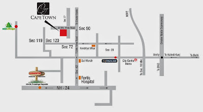 supertech Cape Town :: Location Map