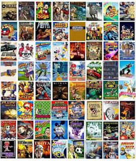 Baixa Pacote de 180 Jogos Para Nokia 240x320