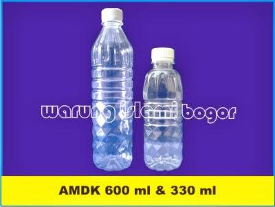 Jual Botol Air Mineral