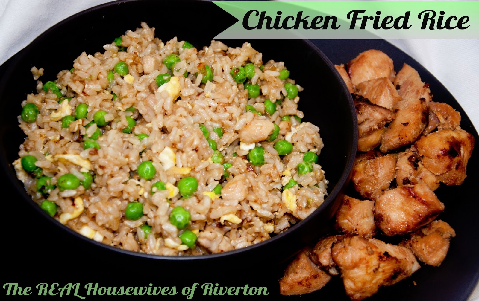 Chicken Fried Rice - Housewives of Riverton