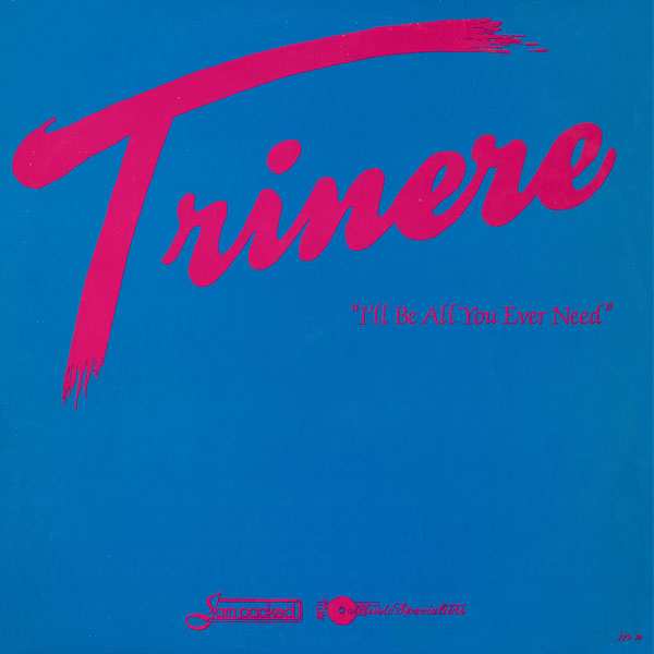 Trinere - Can't Get Enough