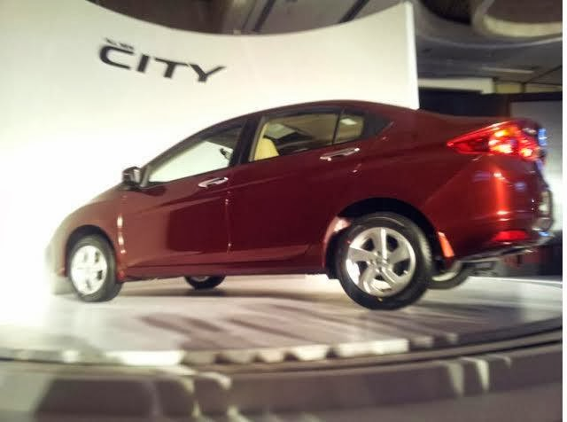 All-New 4th Generation Honda City launched over in India. Gee. didn
