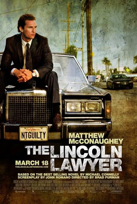 The Lincoln Lawyer [El Defesor] 2011 DVD Latino