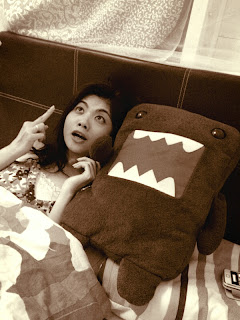 joyce and domo