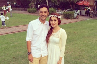 Sudah Putus Tapi Nelydia Senrose dan Qi Razali Bercuti Bersama?