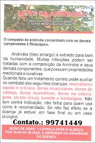 Leite da Andiroba
