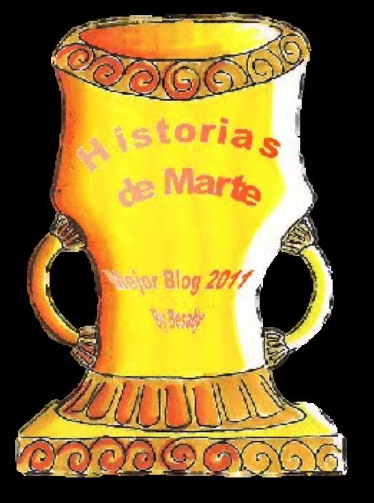 El Ganador del Concurso Mejor Blog 2011 de Besaby...