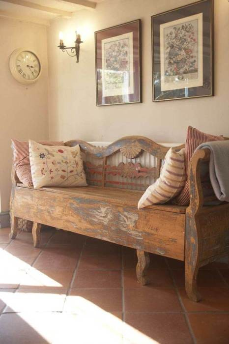 Antique Foyer Bench : Inspire bohemia fantastic foyers