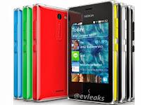 Nokia Asha 502 : Smartphone Dengan Warna-warni Atraktif