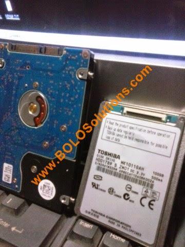 "RECOVERY HARDDISK TOSHIBA 100 GB 1.8"" [94835]"