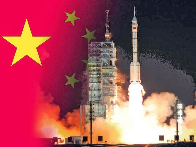 satelite chines pirata