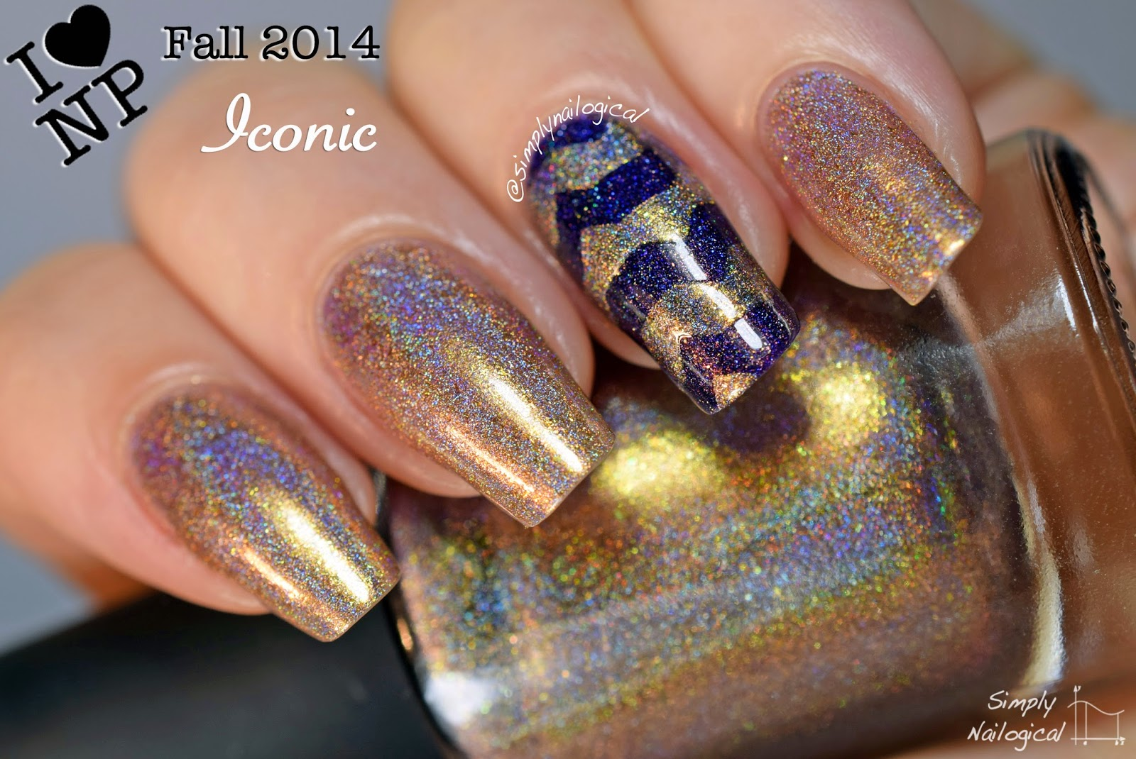 Iconic - ILNP Fall 2014 collection swatch
