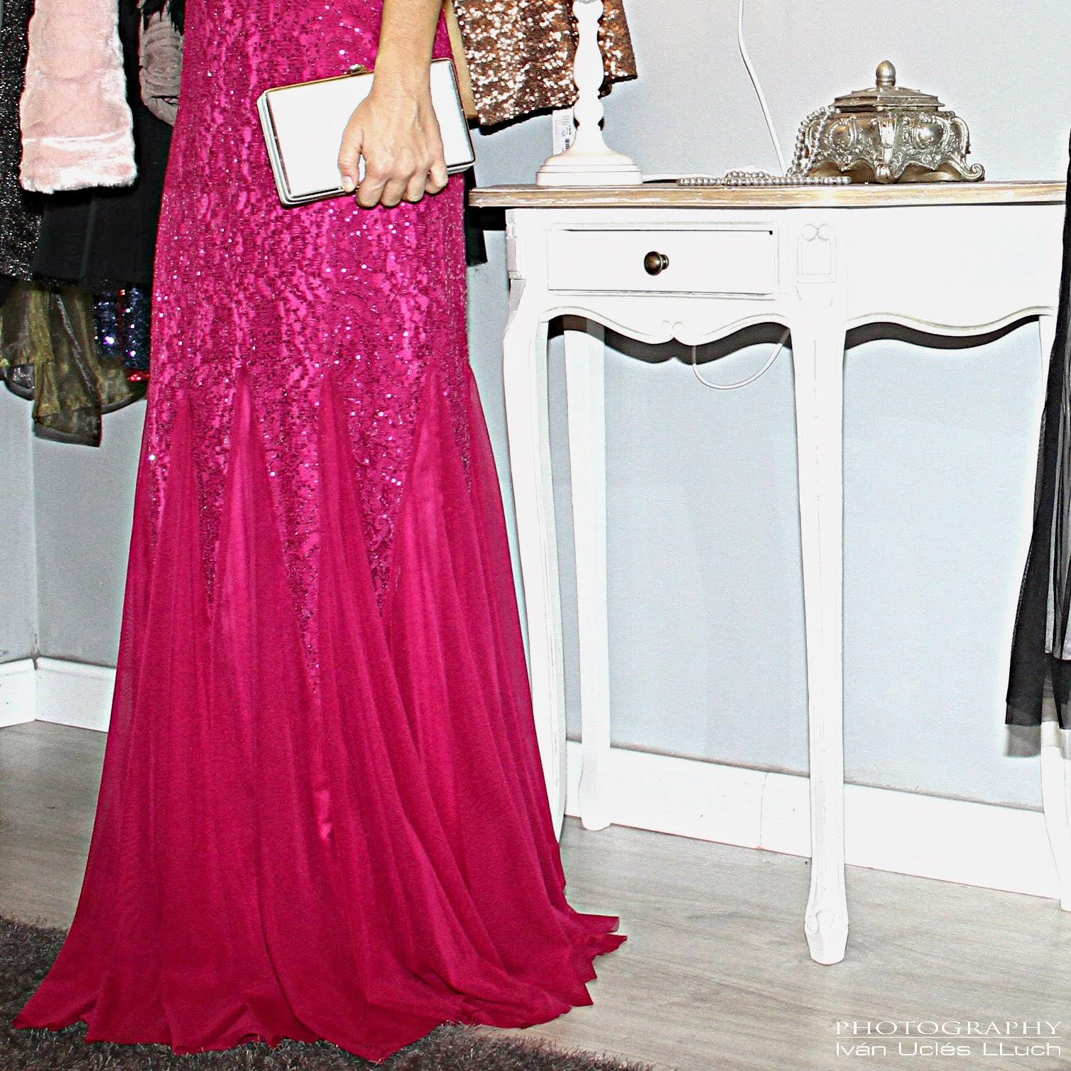 MY RED WARDROBE: Vestido Largo Ceremonia Invierno