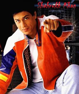 Shahrukh khan - aktor populer bollywood | india