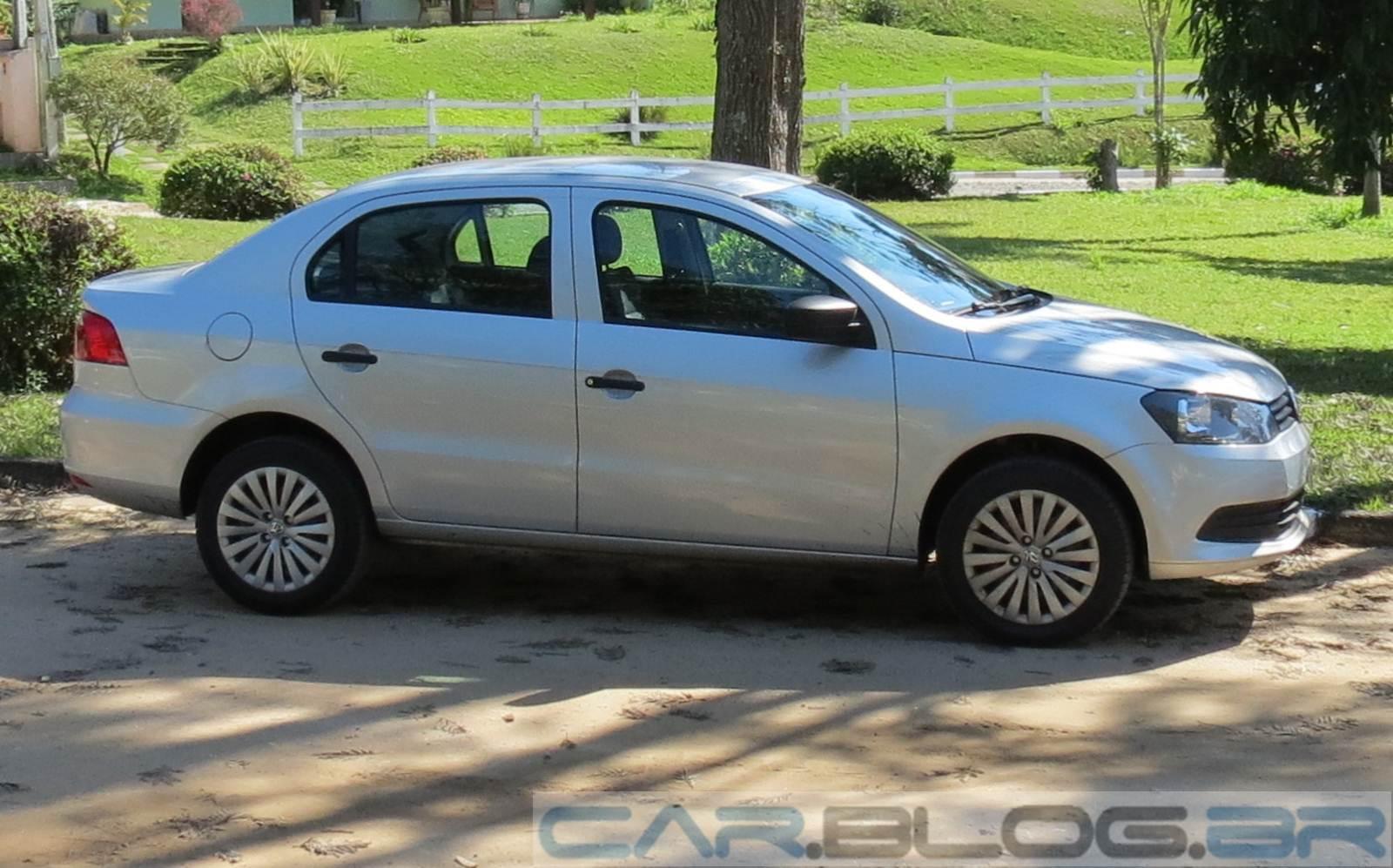 Volkswagen Voyage - produção suspensa
