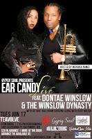 Dontae Winslow LIVE