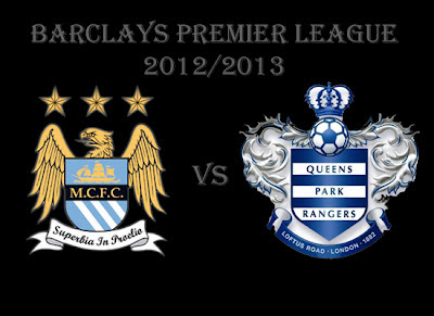 Manchester City vs QPR 2012
