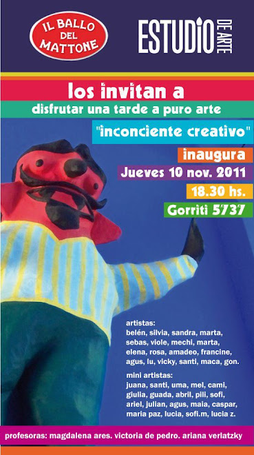 "Expo ""Inconciente Creativo´11"""