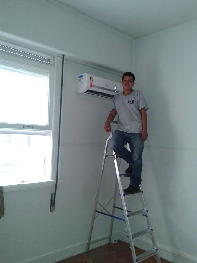MRS Refrigeração - Instalação e manutenção em Split