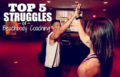 Struggles of Beachbody Coaching - Beachbody Coach Facts - Become a Beachbody Coach