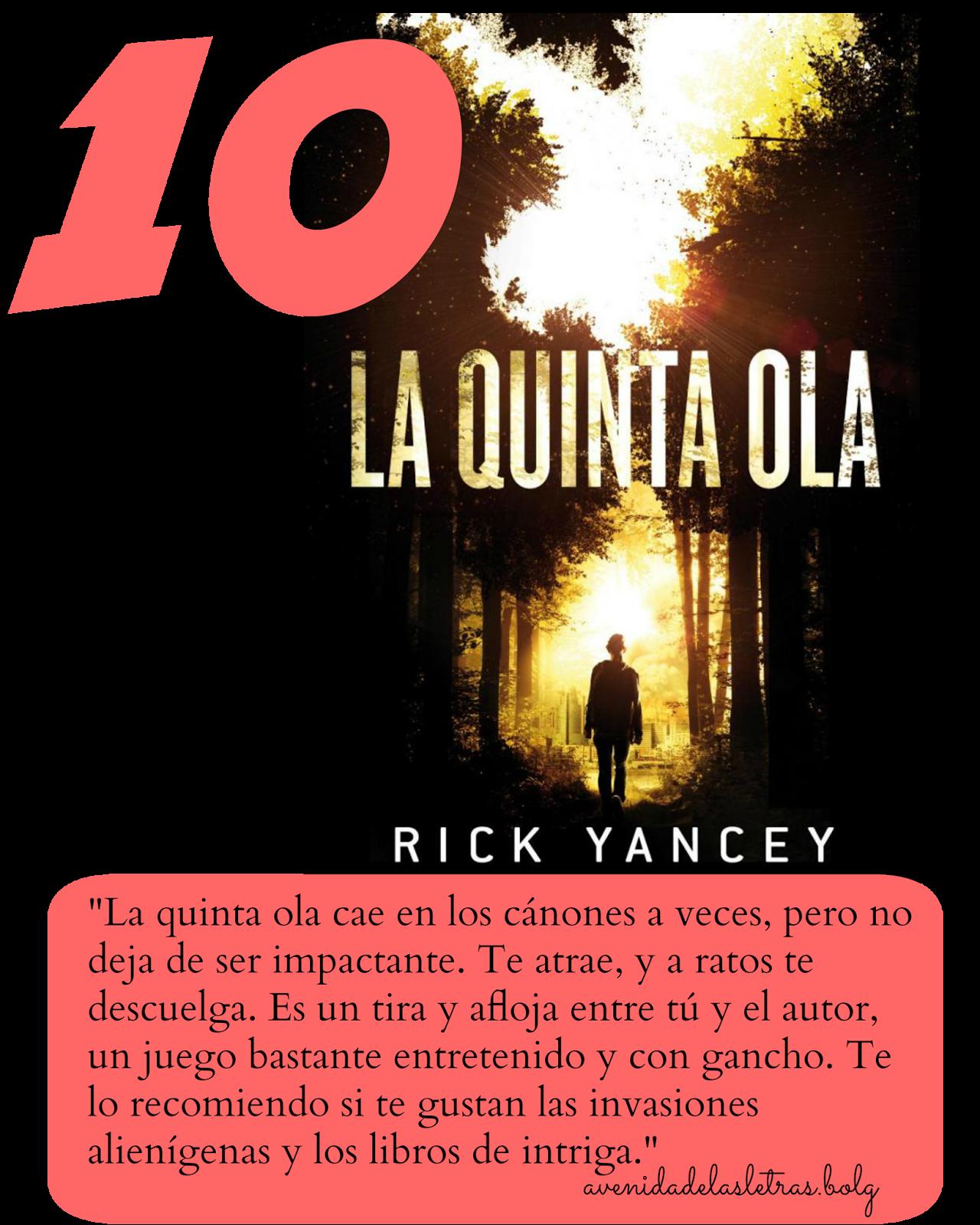 http://avenidadelasletras.blogspot.com.es/2014/02/resena-la-quinta-ola-rick-yancey.html