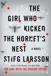 Read The Girl Who Kicked the Hornets Nest online free