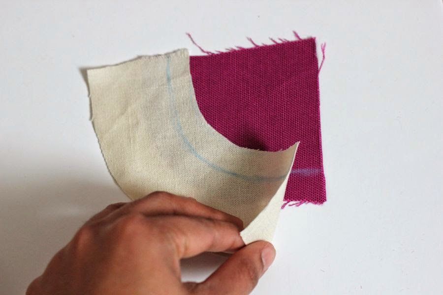 Tricks and logic to sew opposing curved seams neatly