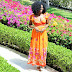 JESSICA TAYLOR DRESS: LOVE MAKES EVERYTHING COLORFUL