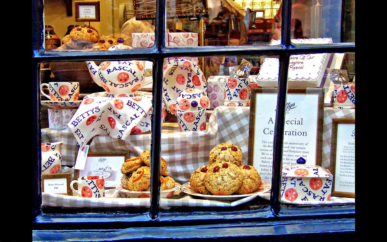 Betty's Tea Rooms York, England