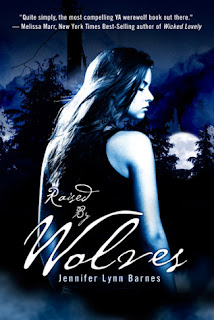 RaisedByWolves Review: Raised By Wolves by Jennifer Lynn Barnes
