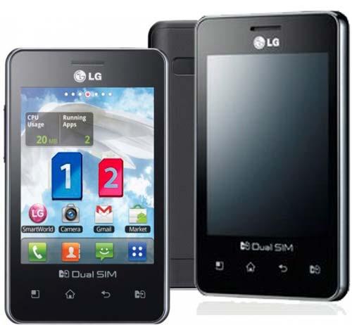 LG All Electronik Spesifikasi Dan Harga Hp LG Optimus L3