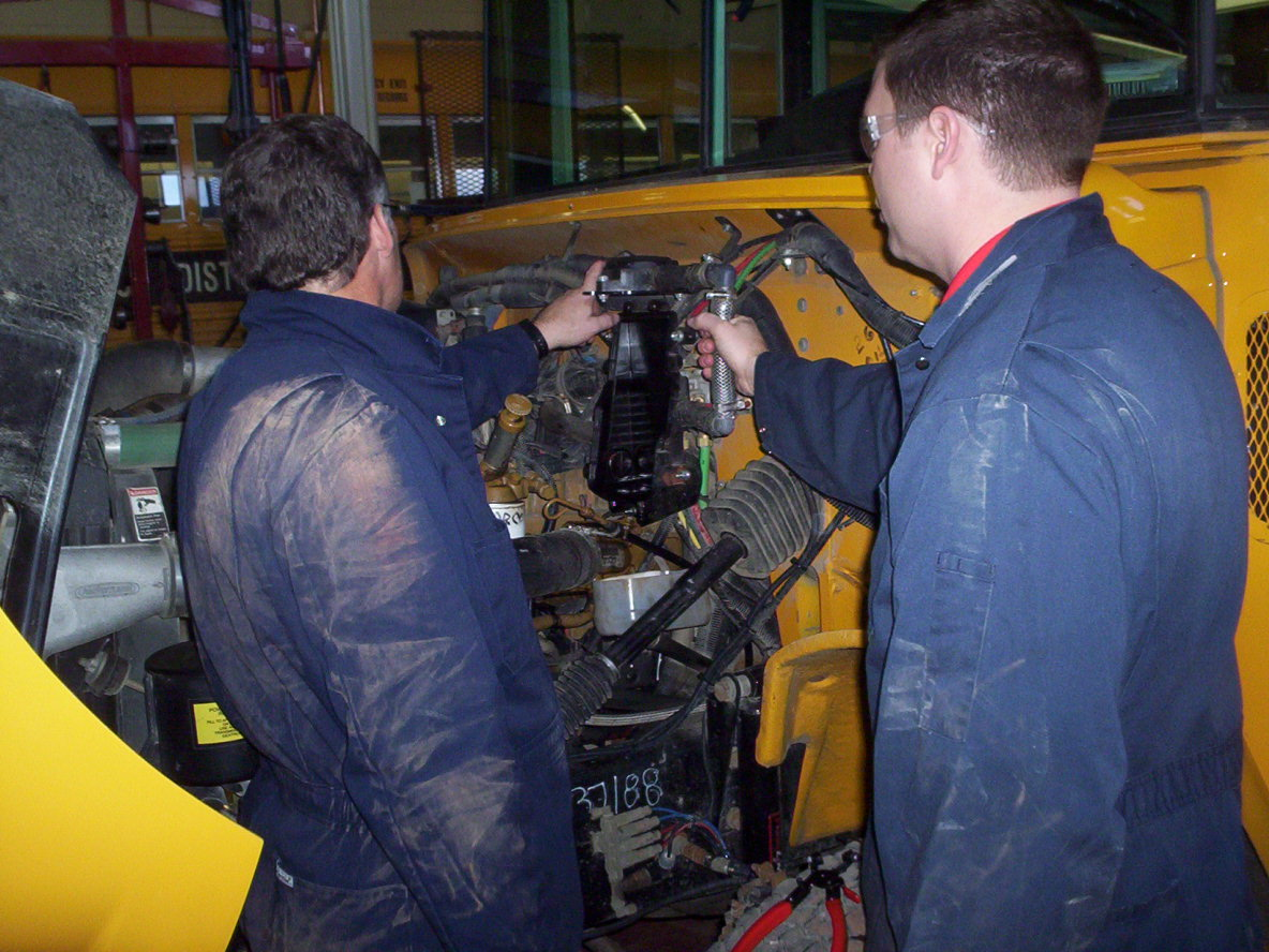 Diesel Mechanic college major career