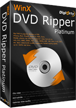 WinX DVD Ripper Platinum 7.2.0.103 Full Version