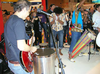 Grupo caribeño cubano, Fitur, Feria intenacional de turismo, Madrid, La vuelta al mundo de Asun y Ricardo, round the world, mundoporlibre.com