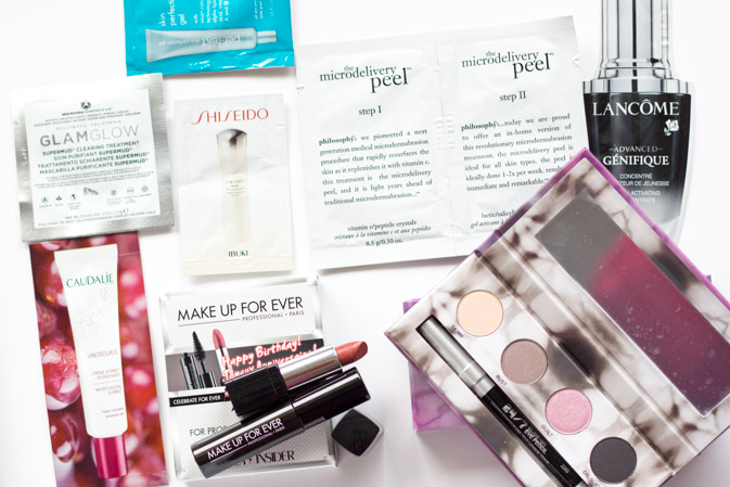 sephora vib sale haul november 2014