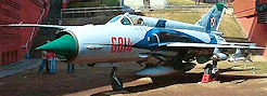 Russian MiG-21